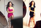 央视美女主播穿超短裙出镜