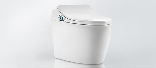 """自从卫浴十大品牌恒洁推出第四代智能后,就牢牢掌握了即热式智能马桶的市场话语权。随着市场影响力的扩大,恒洁第四代智能马桶销量不断上升。当然,除了销量之外,卫浴十大品牌恒洁的智能马桶行业话语权,还体现在技术先进性上。 据了解,卫浴十大品牌恒洁倾力打造的第四代智能马桶,在保证即热冲洗更健康的产品优势的同时,融入了""""富氧水冲洗""""技术,让水与空气以一定的比例混合,水流更柔和,冲洗臀部时用户体验更舒适。"""