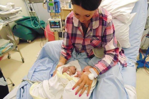英国只活100分钟新生儿捐献器官救他人性命