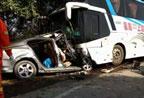 接亲路上遇车祸 7人当场身亡(组图)