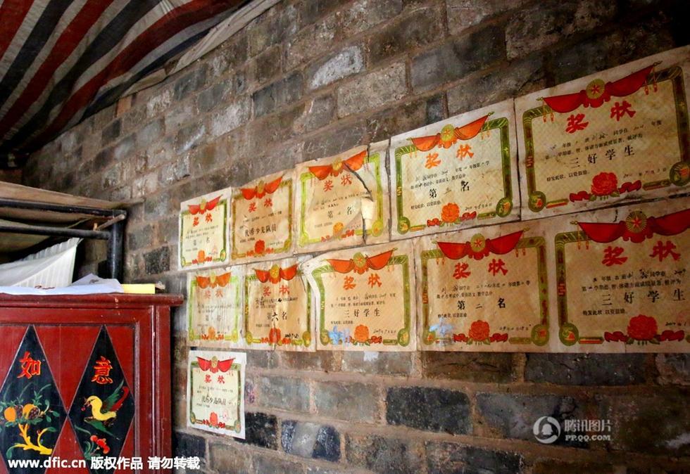 湖南三名留守儿童劫杀老师被抓获归案(组图)