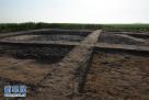 图为考古发掘现场(资料图片)。新华社发