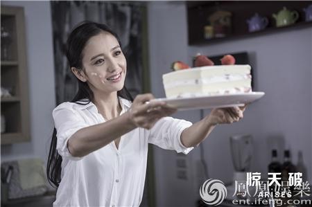 """佟丽娅加盟《惊天破》 情陷两影帝演绎""""硝烟玫瑰"""""""