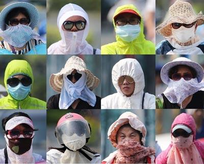 中国发布高温橙色预警 江浙等局地超40℃