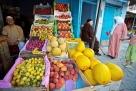 摩洛哥的水果个头真大