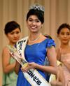 2016日本小姐冠军出炉 感受下这颜值