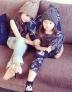 这是一对日本混血姐妹花,日常穿搭休闲又有范。生女儿真的是一个幸福感很高的事,两个女儿的话就是美梦成真两次哇!
