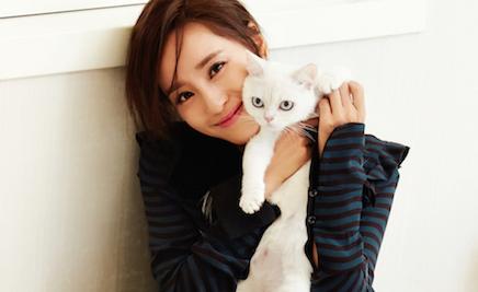 王智少女感满分成撩猫高手