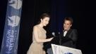 刘亦菲作为颁奖嘉宾上台