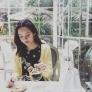 张子萱喝下午茶
