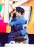 杨洋、刘亦菲拥抱
