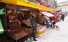 生猛海鲜 逛北海道最有名朝市