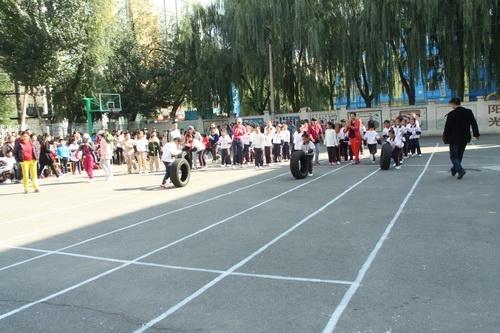 民生路小学 校园趣味运动会