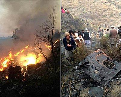 巴基斯坦客机失事 一男性中国公民遇难