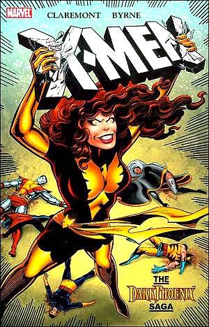 凤凰之力是X战警故事中绕不开的一个题材