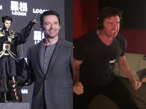 休·杰克曼为《金刚狼3》配音