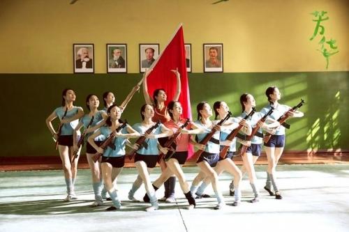 群舞《草原女民兵》