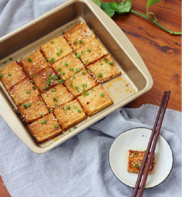 """豆腐要""""酱""""吃,才能既美味又营养,还不腻!"""