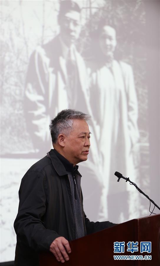 郭永怀先生的学生李家春院士在郭永怀和李佩先生的纪念大会上发言。