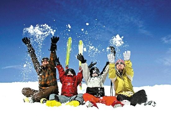 龙江冰雪旅游不断升温 冰雪经济迎来发展之春