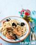 意式海鲜煮意面