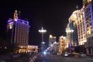 黑河流光溢彩夜色美, 魅力边城没有最美, 只有更美。