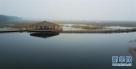 这是在雄安新区安新县拍摄的白洋淀(3月22日摄)。